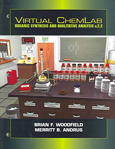 [(Virtual ChemLab, Organic Chemistry, Student Lab Manual/Workbook, v. 2.2)] [By (author) Merritt Andrus ] published on (September, 2003) -