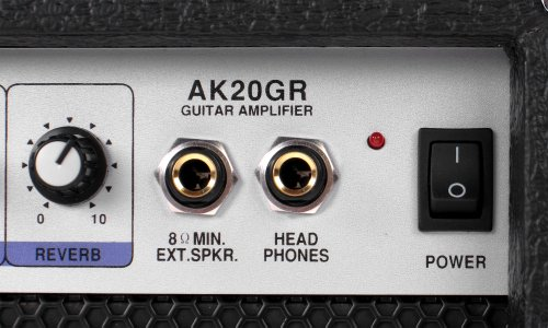 Soundking AK20GR - Amplificatore Chitarra - Combo Soundking , 20 Watt (Reverb)