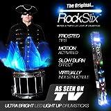 Electrostar Glo-Drumstix Blue Light up drum sticks