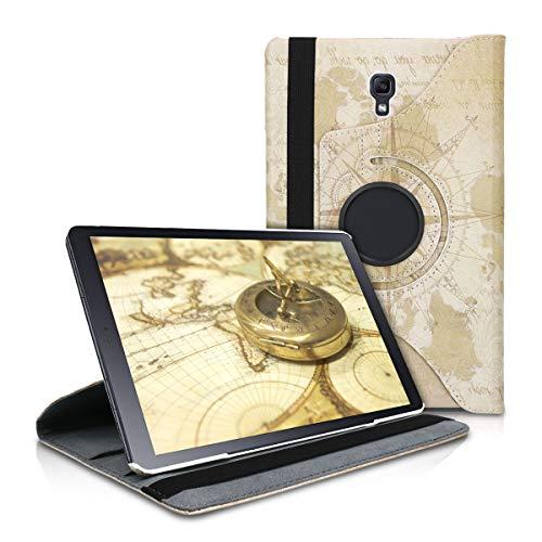 kwmobile Samsung Galaxy Tab A 10.5 Hülle - 360° Tablet Schutzhülle Cover Case für Samsung Galaxy Tab A 10.5
