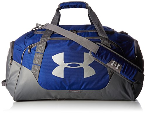 Under Armour Uni UA Undeniable Duffle 3.0 MD Sporttasche, Royal, 65 x 30 x 35 cm