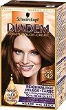 Diadem Seiden-Color-Creme 742 Dunkles Kupferbraun Satin Bronze Stufe 3