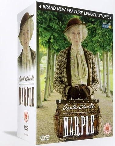 Miss Marple - Series 1 [4 DVD Boxset] [UK Import] (Miss Marple Margaret Rutherford Dvd)