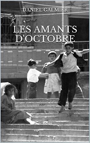 Couverture du livre Les amants d'octobre: ROMAN