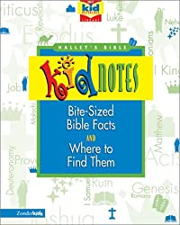 Halley's Bible Kidnotes: Bite-sized Bible Facts and Where to Find Them (NIrV First Reference Library)
