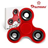 Premsons Fidget Spinner Hand Tri-Spinner Toy - Colours May Vary