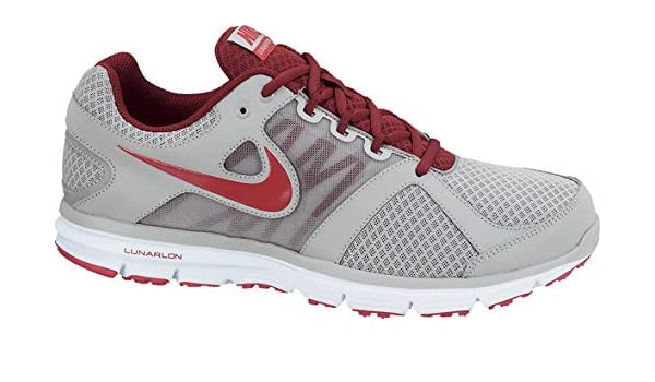 newest cf694 c9104 Nike Lunar Forever 2 Chaussures de course, Grey Red Wht  Amazon.fr  Sports  et Loisirs