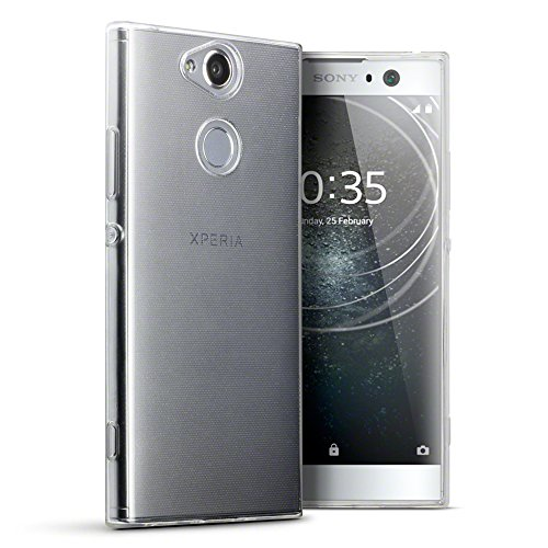 Terrapin, Kompatibel mit Sony Xperia XA2 Hülle, TPU Schutzhülle Tasche Case Cover - Transparent