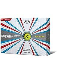 Callaway 2017 Supersoft Hex Aerodinamics® Performance Hommes Golf Balles