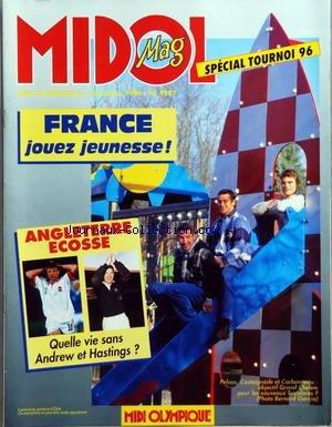 midol-mag-no-4277-du-15-01-1996-special-tournoi-96-angleterre-ecosse-andrew-et-hastings-pelous-casta