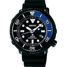 Seiko Prospex Solar Diver´s SBDN045 Reloj para hombres Restitente al Agua hasta los 200m