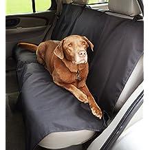 AmazonBasics - Funda impermeable para mascotas, para asiento de coche