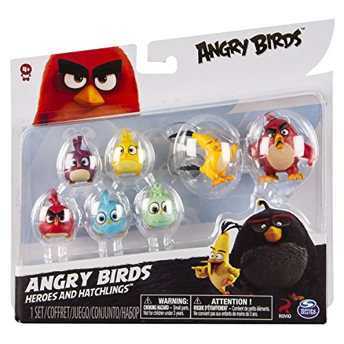 Image of Angry Birds 6034566 Heroes and Hatchlings