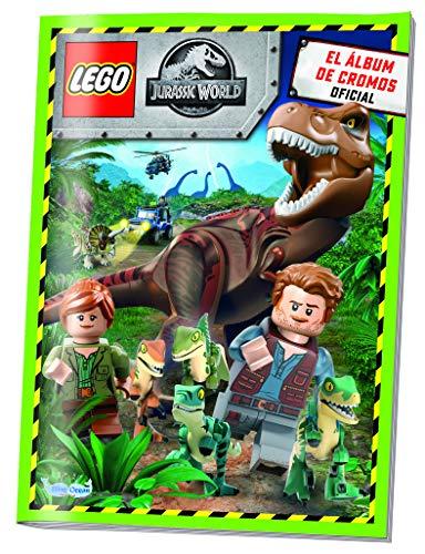 Topps- Album Lego Jurassic, Color (SGEL54736)