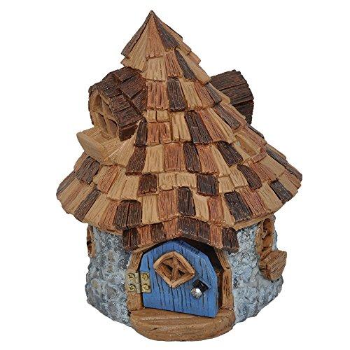 Medium shingletown Konus Top House Fairy Garden Box