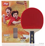 DHS Ping Pong Paddle X3007 Penhold Paddle All-round NEW For Professional Persons