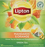 Lipton Grüner Tee Mandarine Orange Pyramidenbeutel