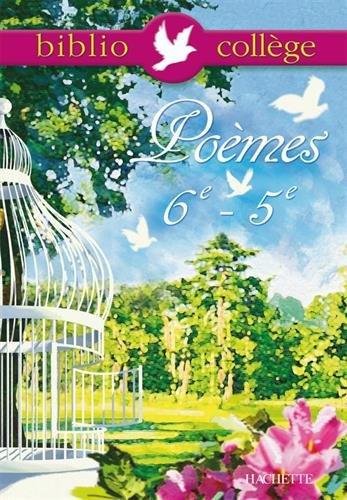 Bibliocollege - poemes - 6e - 5e (Bibliocollège)