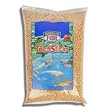 HSM Teich Sticks 700 g Teichfutter Fischfutter Gartenteich Sticks Fisch Sticks Zierfischfutter