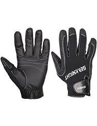 seaknight hommes gants de pêche en néoprène pour SK02Outdoor Sport antidérapant coupe-vent soleil Gants de protection pour pêche chasse d'équitation