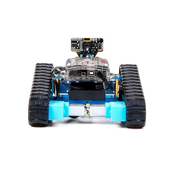 51JPnAed9xL. SS600  - Makeblock Ranger - 3 en 1 Robótica Transformable STEM Robot Kit Educativo, Aprender Coding con Un Montón de Divertido