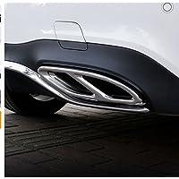 AMG tuyau d'embout &agrave accessoire de voiture AMG complète la housse de sortie de l'embout du cadre du répartiteur