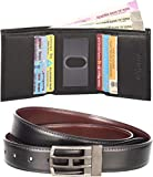 Alfami Reversible Pu Leather Black|Brown belt (1 Year Guarantee)-belt for men formal-belts for men-gifts for men-belts men-belts for men casual stylish