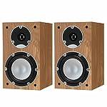 Tannoy Mercury 7.1 coppia diffusori da scaffale - Light Oak in offerta da Polaris Audio Hi Fi
