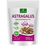 Astragalus Capsules 1600mg (10:1 Tragant Tragacantha Membranaceus root) 112mg polysaccharides, 90 vegi capsules - quality vegetable product of Moriveda (1x90) from NP-Vital UK