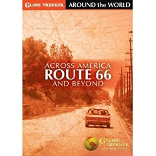 Globe Trekker - Around the World / Across America [DVD]