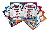 #8: Friends Cursive Writing English Books Set of 7