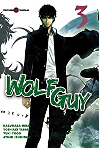 Wolf Guy Edition simple Tome 3