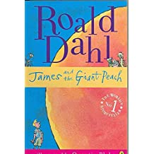 [(James and the Giant Peach)] [By (author) Roald Dahl ] published on (August, 2007)