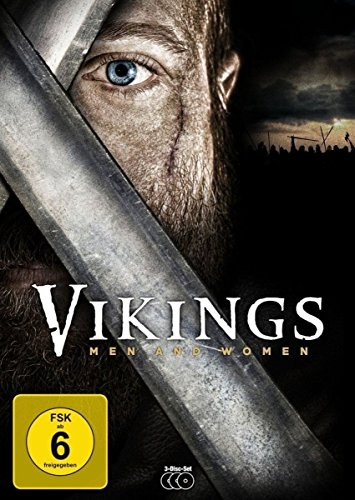 Vikings-Men and Women! (3 DVDs)