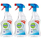 Dettol Anti-Bacterial Surface Cleanser 750 ml - Original, Pack of 3