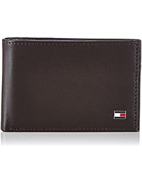 Tommy Hilfiger Eton Mini Cc Flap & Coin Pocket - Cartera unisex