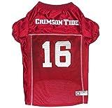 Pets First NCAA Alabama Crimson Tide #16 National - Best Reviews Guide