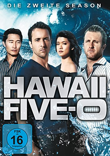 Hawaii Five-0 - Die zweite Season [6 DVDs] (William Powell Filme)