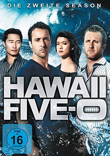 Hawaii Five-0 - Die zweite Season [6 DVDs] -