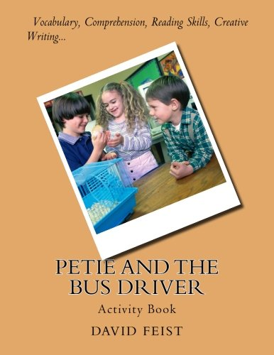 Petie and the Bus Driver: Activity Book