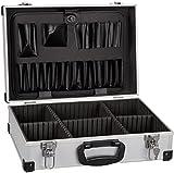 Alutec Koffer 61000 Abmessungen: L 430 x B 295 x H 132 mm Aluminiumrahmen