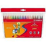 Stabilo Strom sortierte Farben 24 pro Packung