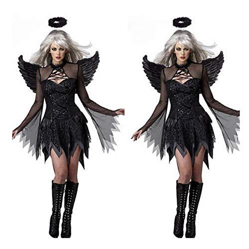 Friedhof Engel Kostüm - T682541 Halloween Kostüm Vampir Cosplay Kostüm