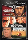 Heath Ledger Multi-Feature A Knight's Tale, Lords of Dogtown, Patriot