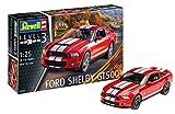 Revell Modellbausatz 07044 '2010 Ford Shelby GT500', Auto-Bausatz im Maßstab...