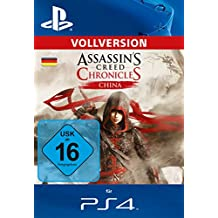 Assassin's Creed Chronicles: China [PS4 PSN Code - deutsches Konto]