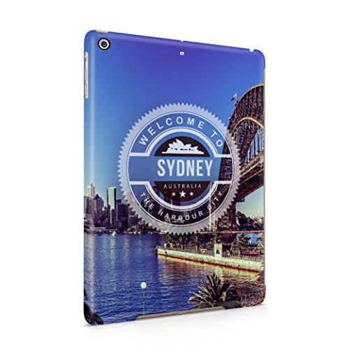 welcome-to-sydney-australia-plastic-tablet-case-cover-shell-for-ipad-air-1-schutzhulle-tasche-handy-