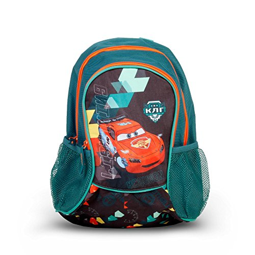 Disney Cars Kinderrucksack, 20439-2400, Petrol (Auto-rucksack)