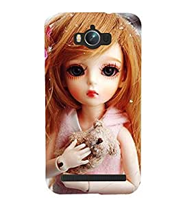 Cute doll Back Case Cover for Asus Zenfone Max ZC550KL