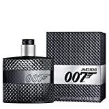 James Bond 007 Herren Parfüm – Eau de Toilette Natural Spray I – Unwiderstehlich-frischer Herrenduft - perfekter Sommerduft gepaart mit britischer Eleganz – 1er pack (1 x 75ml)